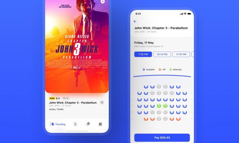 Shakuro - Cinema Tickets