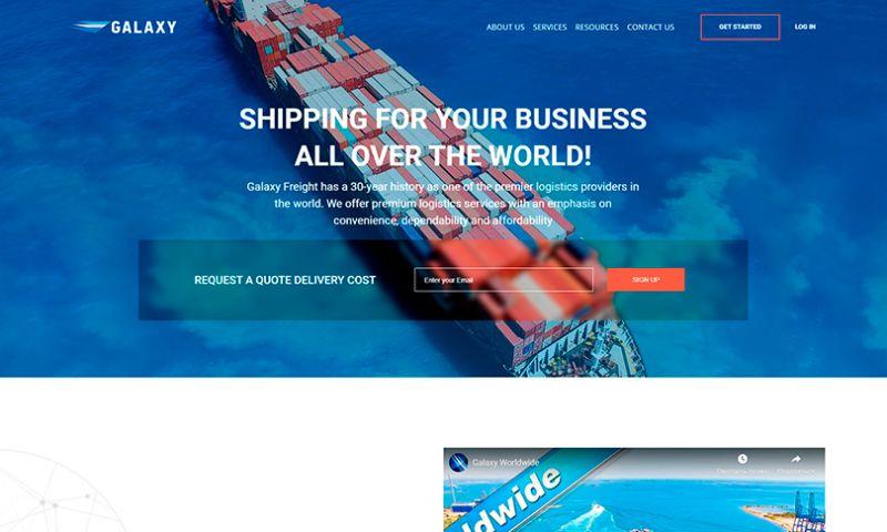 MAXBURST, Inc. - Galaxy Freight