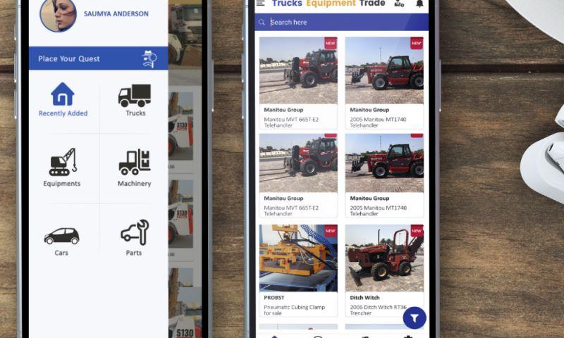 Echo innovate IT - Trucks Equipment Trade