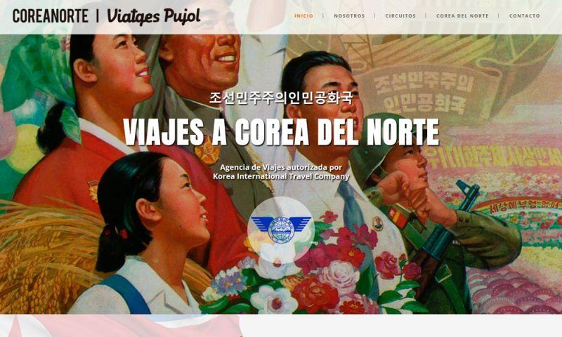 The Webmaster Co. de Barcelona - Corea Norte | Viatges Pujol