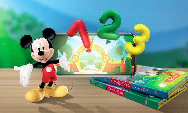 Live Animations - AR Disney ABC