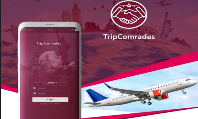 IPHS Technologies - TripComrades APP