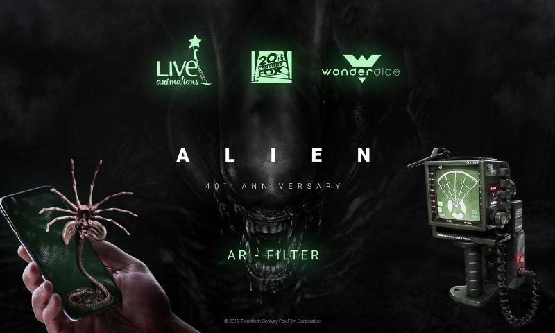 Live Animations - AR for 20-Century FOX