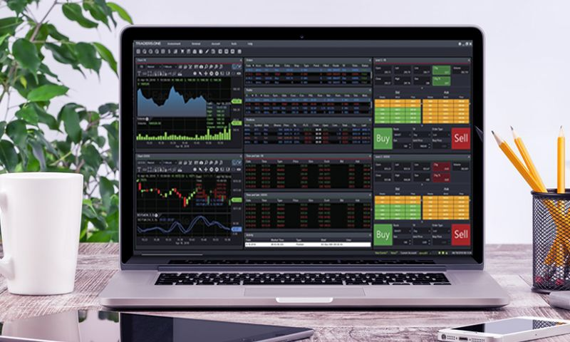 Mangosoft - Traders.one - A Hybrid Trading Platform