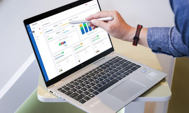 Mangosoft - Corporate Credit Request System