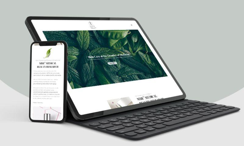 Mangosoft - Website Redesign and Improvement