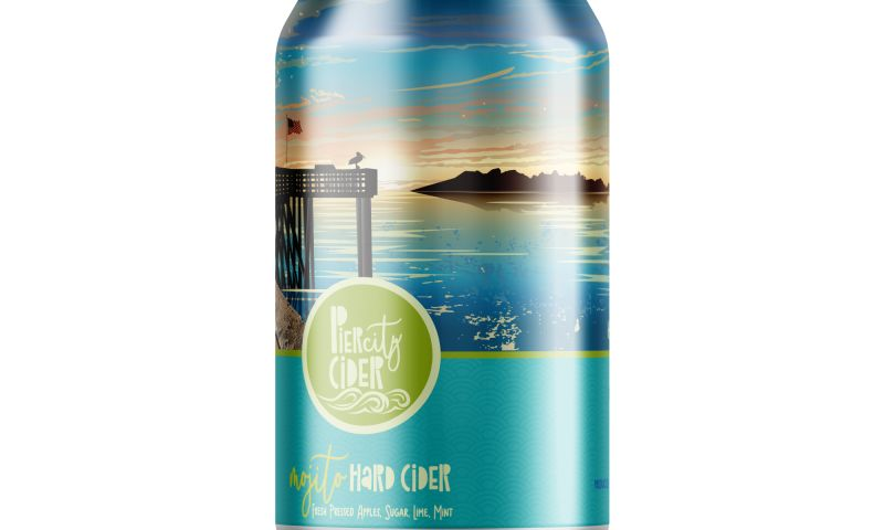 FRW Studios - Pier City Cider