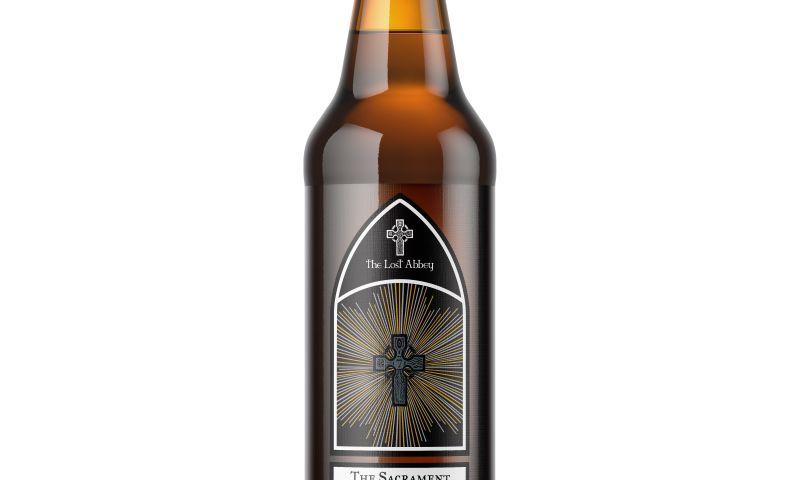 FRW Studios - Lost Abbey Bottle Design