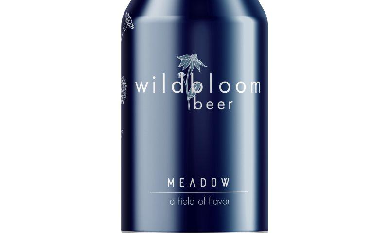 FRW Studios - Wildbloom Beer Can Design