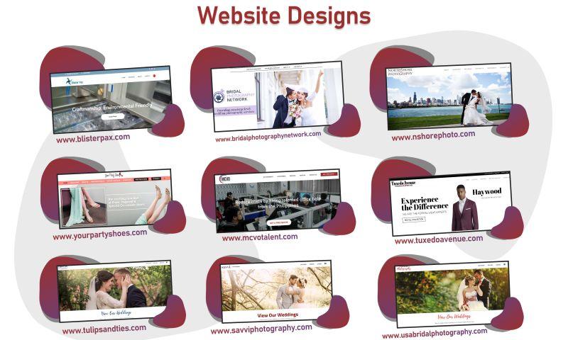 MCVO Talent Resource Services - Website Design Projects