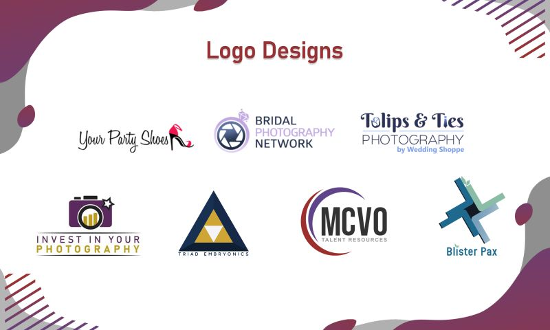 MCVO Talent Resource Services - Logo Design Projects