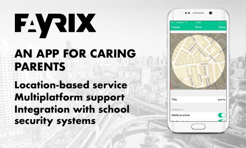 Fayrix Software - Children Security App