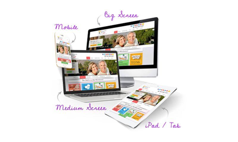 Siva Solutions Inc. - Custom Website