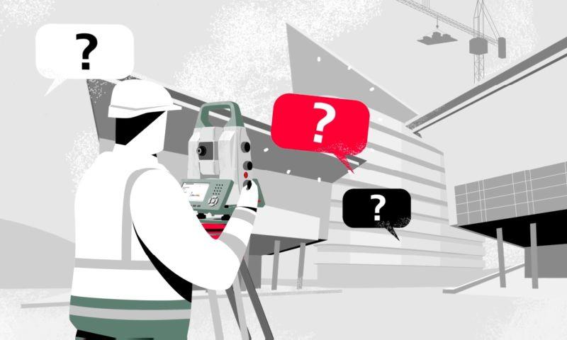 Verstiuk Production - Leica Inspect Surface – 2D Animated Explainer Video