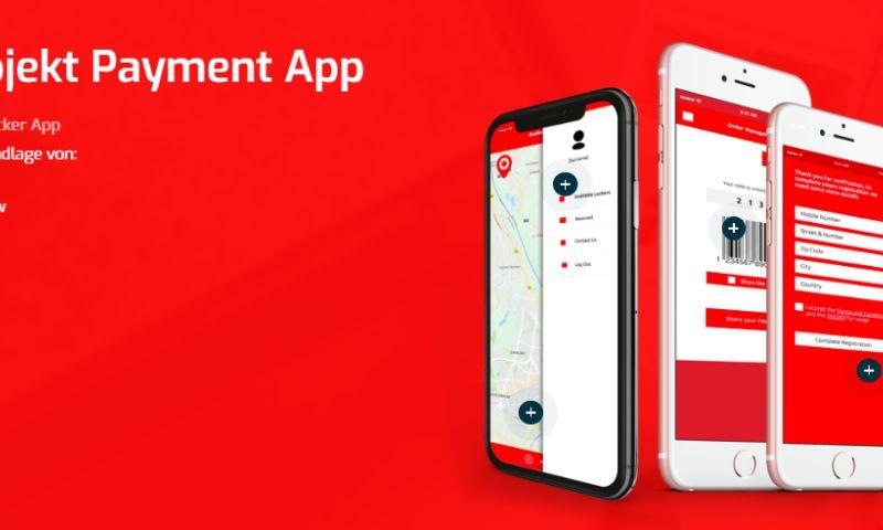 Applaunch - Smart locker App