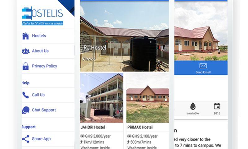 iWade Media - Hostelis - UDS Hostels App