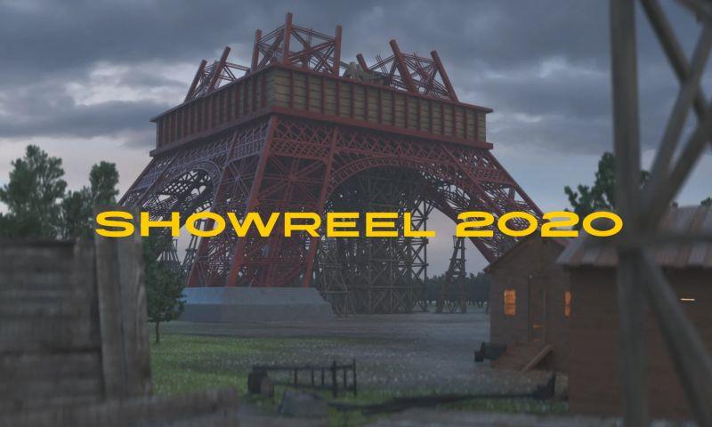 WeeDesign - Showreel 2020