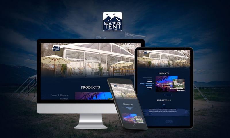 MAXBURST, Inc. - NY Tent