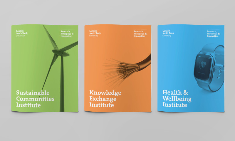 Fabrik Brands - LSBU literature