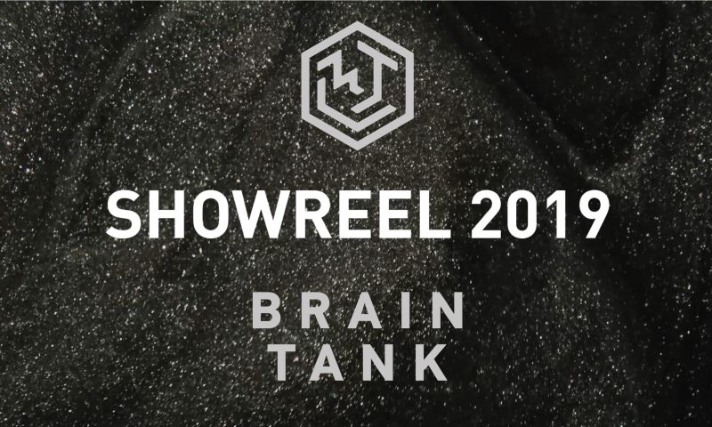 Brain Tank - BRAIN TANK 2019 Showreel