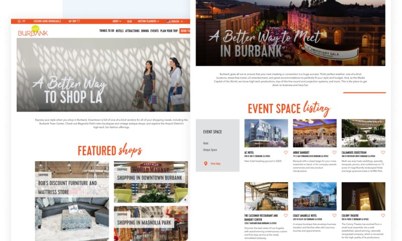 Mark It As Done - Custom CMS and directory website for City of Burbank