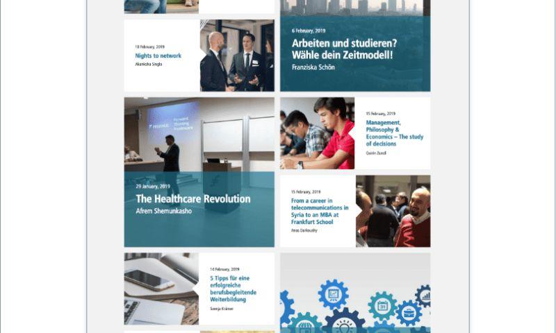 ICON Worldwide - Frankfurt School
