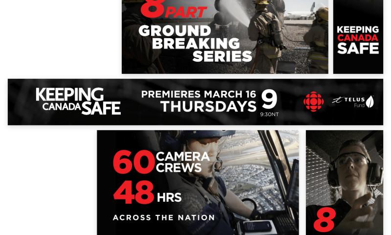 Massive Media Inc - CBC   Keeping Canada Safe