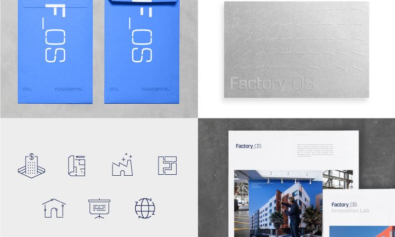 L+R - Factory_OS Brand Identity