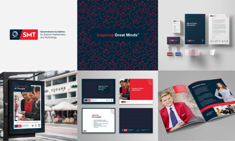 Viabrand - A brand refresh to inspire great minds