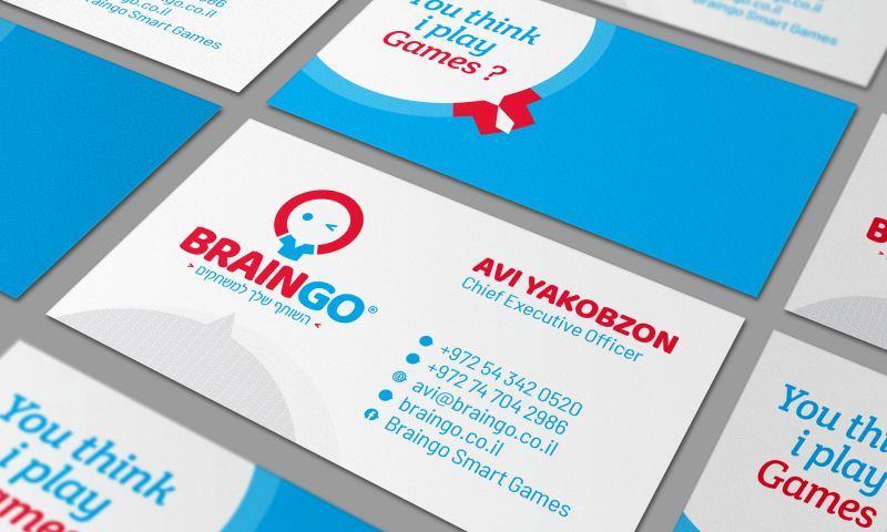 MI } Lets Be Brands - Braingo