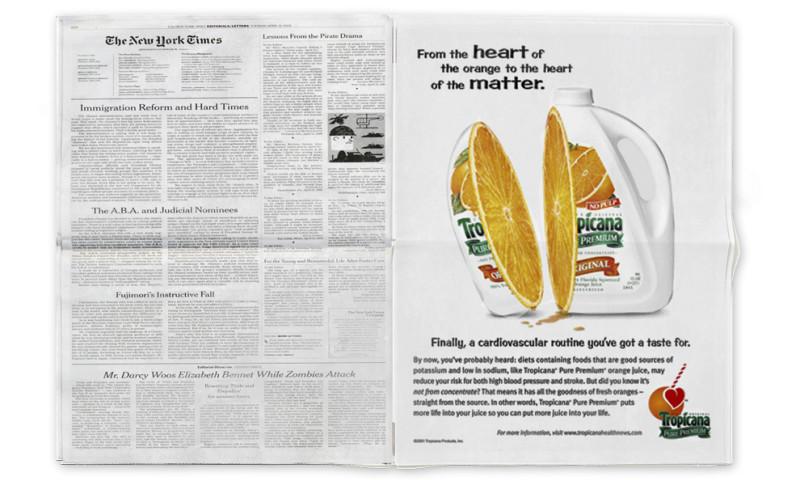 "Bandwidth Marketing Group - Tropicana ""Heart of the Orange"""
