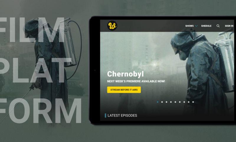 Boostbase Group - Film Platform Design