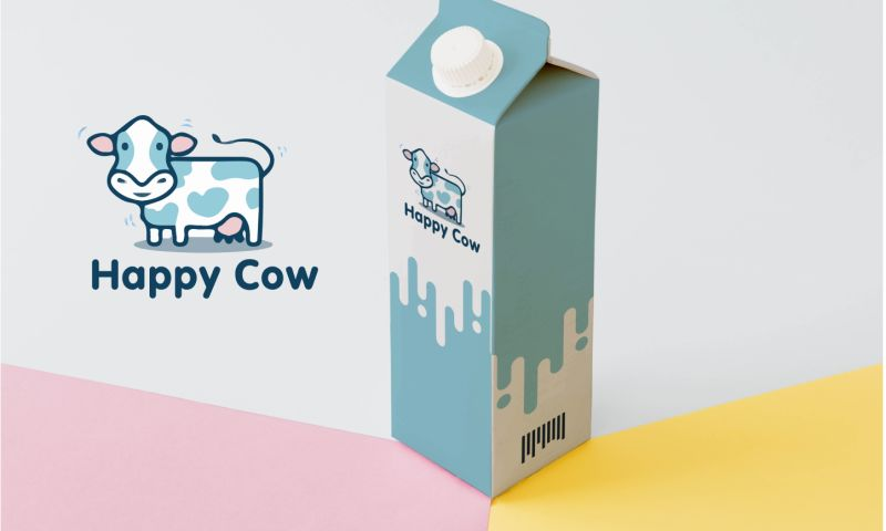Boostbase Group - Milk manufacturer Branding