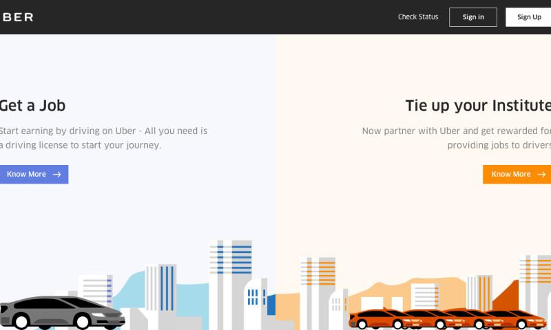 Grappus Technology - Uber