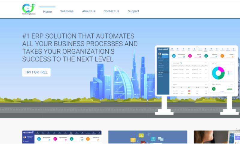 Napollo Software Design LLC - Ci3