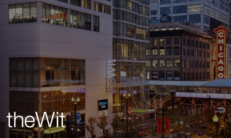 97 Switch - Downtown Chicago Hotel Rebrands with Website