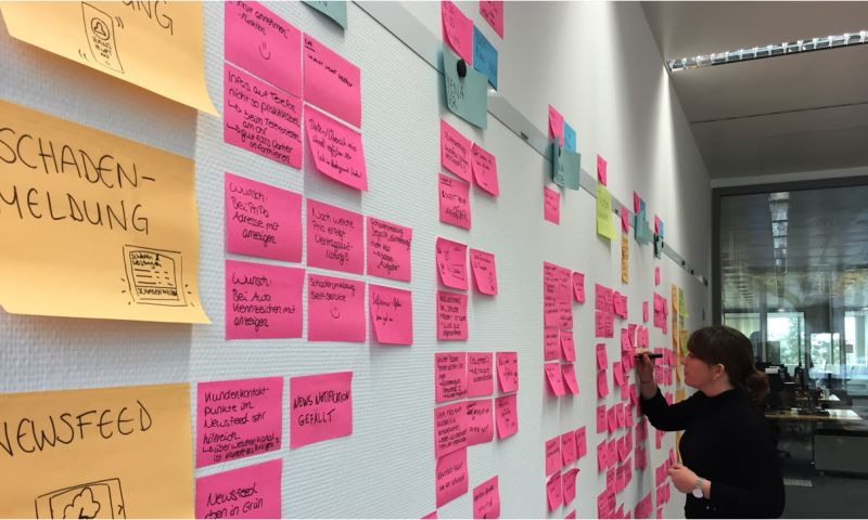 Goodpatch - R+V Versicherung AG: Designing insurance services from within