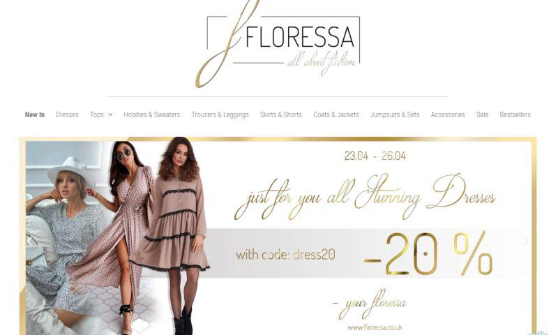 Lonlogic - Floressa eCommerce