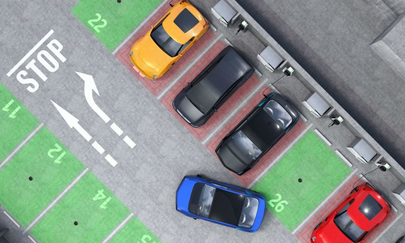 Sirin Software - SMART PARKING SOLUTION WITH CLOUD, MOBILE APP AND WEB DASHBOARD