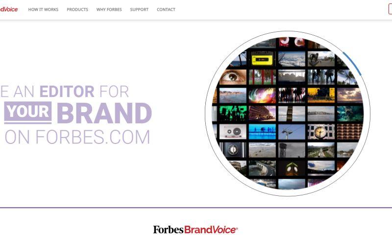 eCuras - Forbes BrandVoice