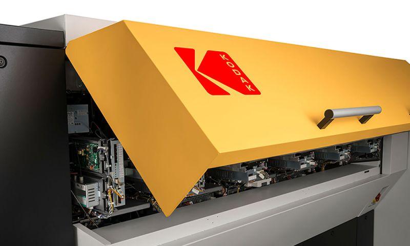 BZDesign - Kodak Nexfinity Digital Printing Press