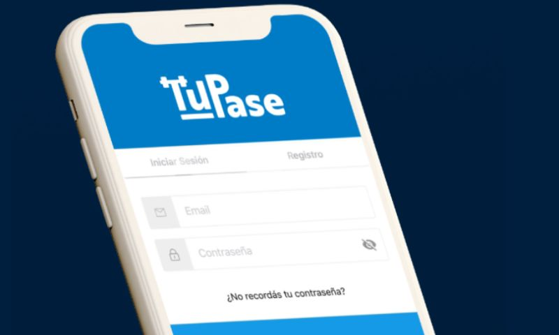 Houlak - TuPase - iOS and Android App for Corporate Fitness Company