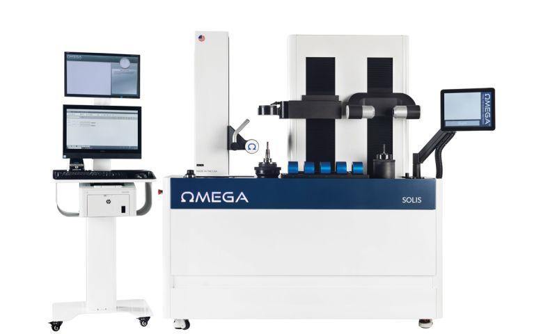 BZDesign - Omega Tool Measuring Machines