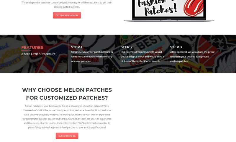 Monarch Seo Agency - Melon Patches   OFF-Page SEO Services   Content Writing Services