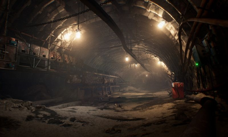 4Experience - Coal mine: VR safety training
