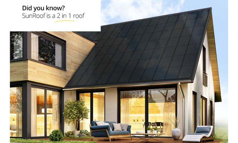 MONSOON Digital Marketing - SunRoof - Roof-Integrated Solar Panels Company