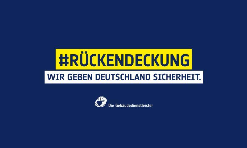 MONSOON Digital Marketing - #Rückendeckung campaign for Bundesinnungsverband des Gebäudereiniger-Handwerks