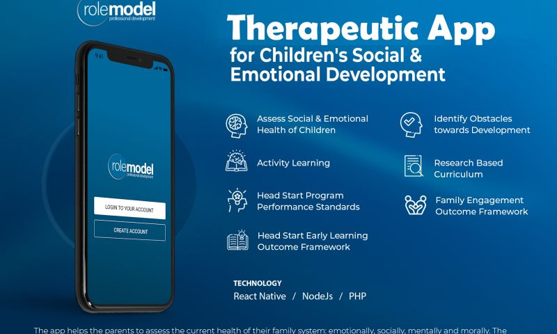 NewAgeSMB - Therapeutic App for Children's Social & Emotional Development