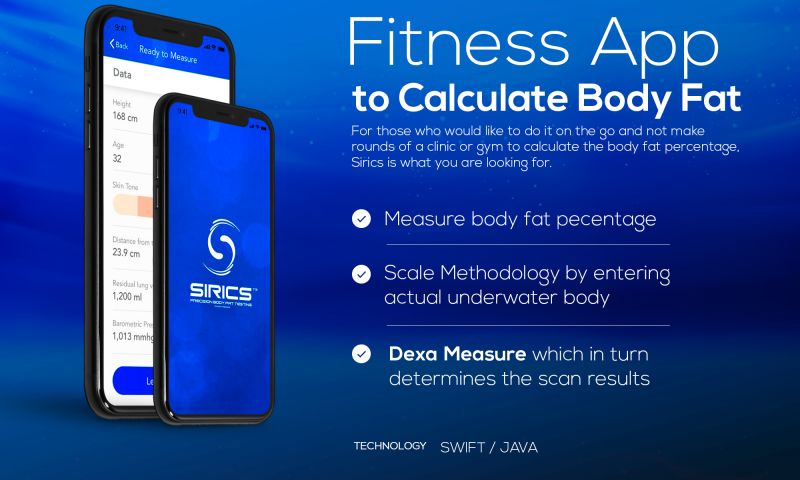 NewAgeSMB - Fitness App to Calculate Body Fat