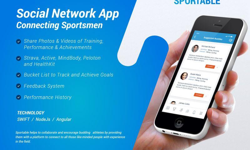 NewAgeSMB - Social Network App Connecting Sportsmen